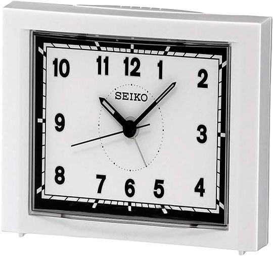 Настольные часы Seiko QHE080WN