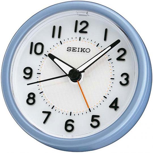 Настольные часы Seiko QHE087L будильник кварцевый mikhail moskvin цвет золотой 2816 5
