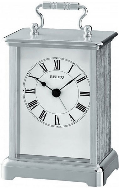 цены Настольные часы Seiko QHE093S