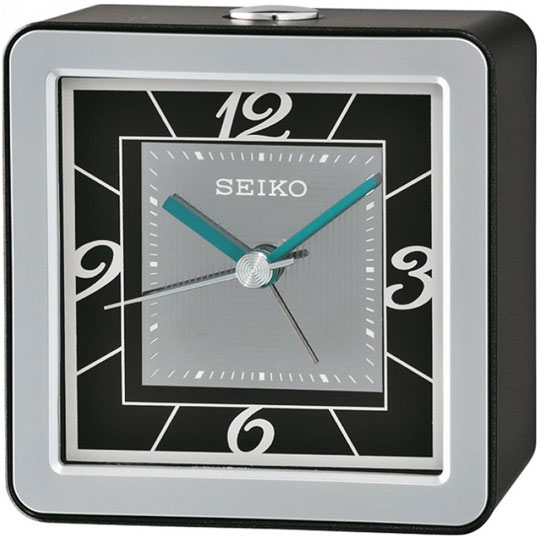 Настольные часы Seiko QHE098KN