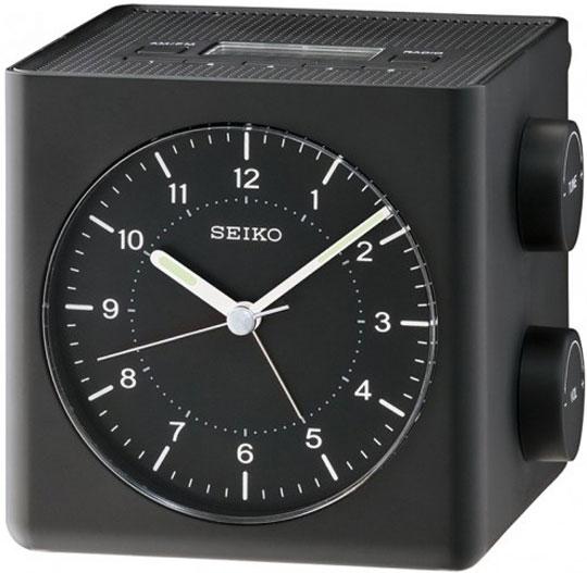 Настольные часы Seiko QHE112K насадка удлинитель 10см cyberskin минивибратор