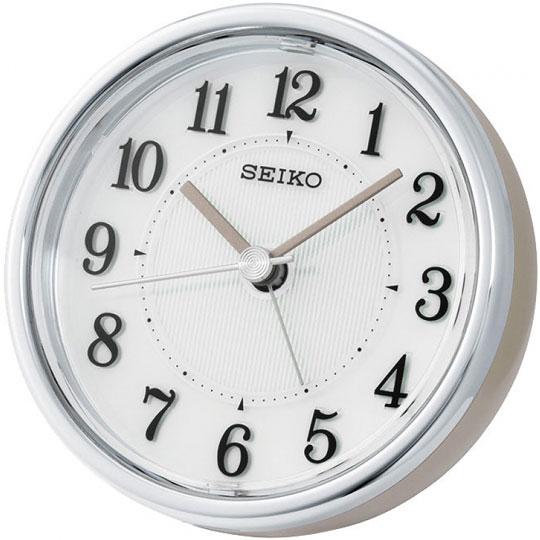 Настольные часы Seiko QHE115P будильник кварцевый mikhail moskvin цвет золотой 2816 5