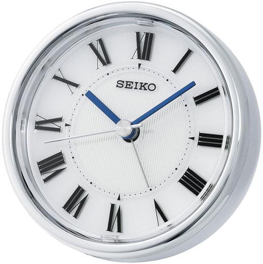 Настольные часы Seiko QHE115S будильник кварцевый mikhail moskvin цвет золотой 2816 5