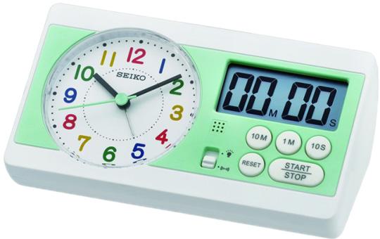 Настольные часы Seiko QHE152W