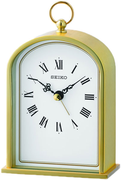 Купить со скидкой Настольные часы Seiko QHE162G