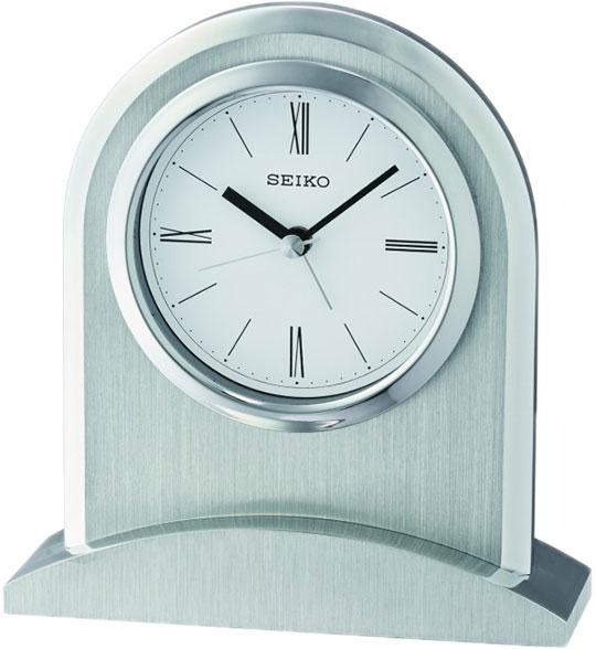 Настольные часы Seiko QHE163S будильник кварцевый mikhail moskvin цвет золотой 2816 5
