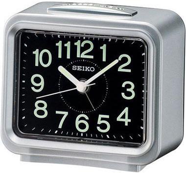 Настольные часы Seiko QHK003S будильник кварцевый mikhail moskvin цвет золотой 2816 5