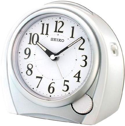 Настольные часы Seiko QHK009W будильник кварцевый mikhail moskvin цвет золотой 2816 5