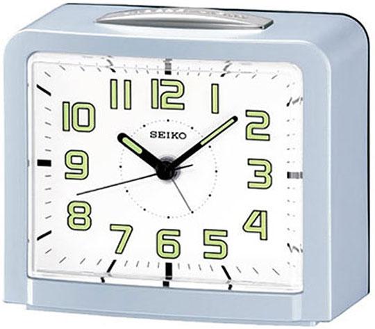 Настольные часы Seiko QHK015L будильник кварцевый mikhail moskvin цвет золотой 2816 5
