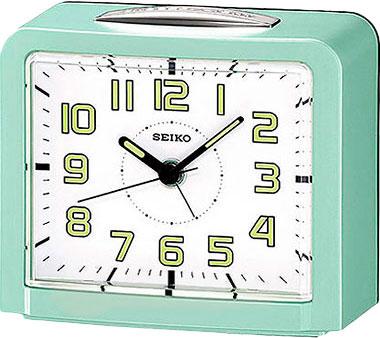 Настольные часы Seiko QHK015M будильник кварцевый mikhail moskvin цвет золотой 2816 5