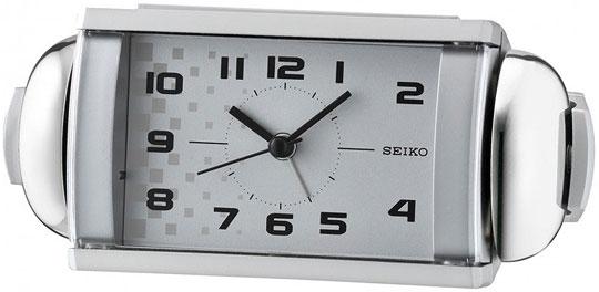 Настольные часы Seiko QHK027S будильник кварцевый mikhail moskvin цвет золотой 2816 5