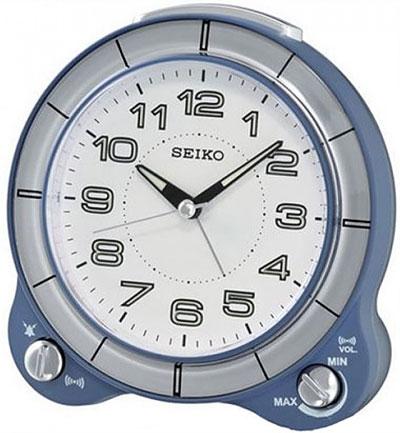 Настольные часы Seiko QHK031L будильник кварцевый mikhail moskvin цвет золотой 2816 5