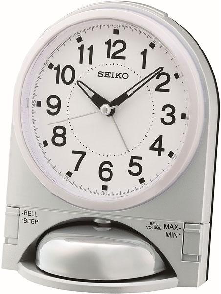 Настольные часы Seiko QHK036S будильник кварцевый mikhail moskvin цвет золотой 2816 5