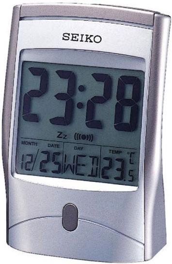 Настольные часы Seiko QHL017S