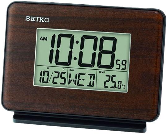 Настольные часы Seiko QHL068B