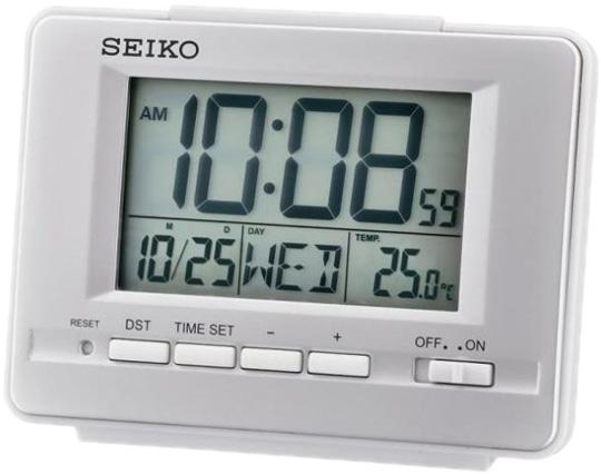 Настольные часы Seiko QHL070S