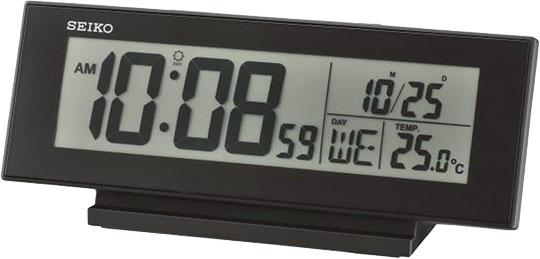 Настольные часы Seiko QHL072K настольные часы seiko qhl072k