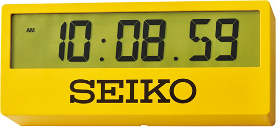 Настенные часы Seiko QHL073Y