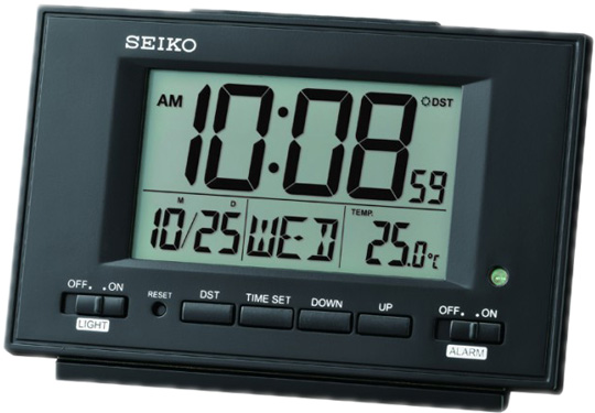 Настольные часы Seiko QHL075K настольные часы seiko qhl075k