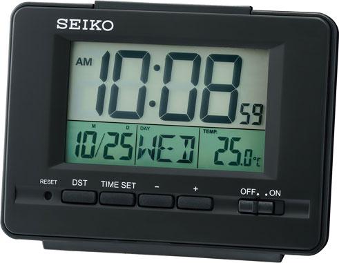 Настольные часы Seiko QHL078K