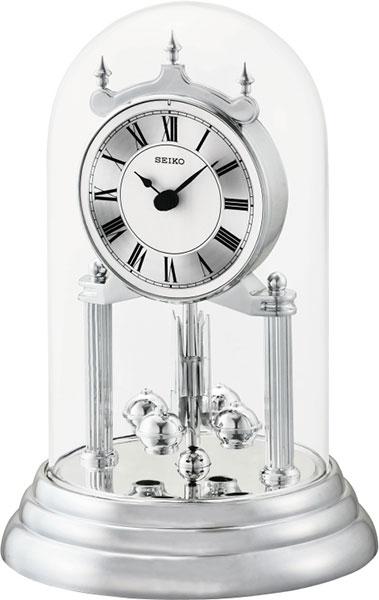 Настольные часы Seiko QHN006S часы настольные слон 12 5 16см уп 1 60шт