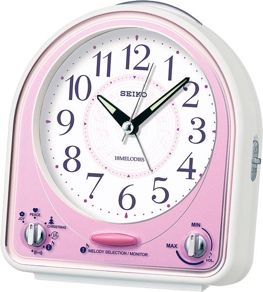 Настольные часы Seiko QHP003P