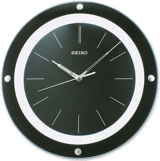 Настенные часы Seiko QXA314J розетка iron off 30
