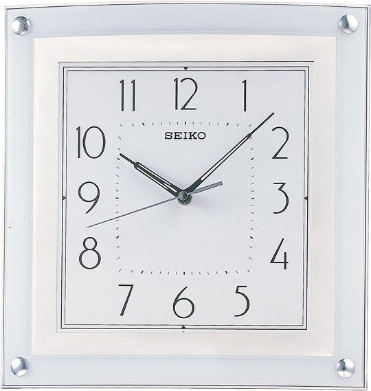 Купить со скидкой Настенные часы Seiko QXA330H