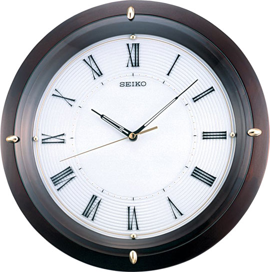 Настенные часы Seiko QXA346B