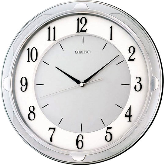 Настенные часы Seiko QXA418S seiko часы seiko srpa91k1 коллекция seiko 5 sports