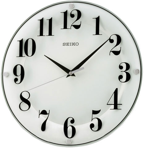 Настенные часы Seiko QXA445W