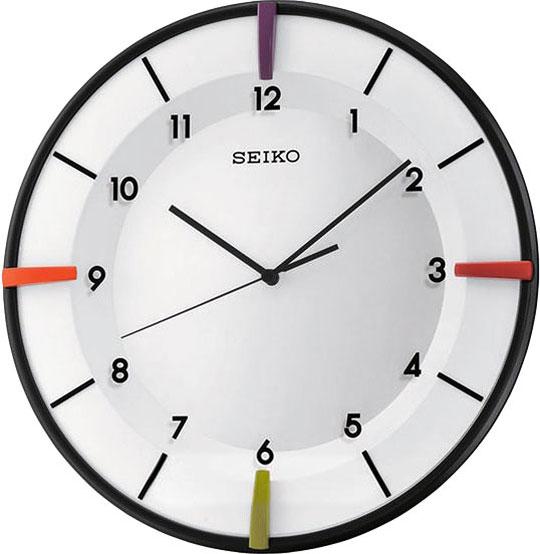 Настенные часы Seiko QXA468K настенные часы seiko qxa546k