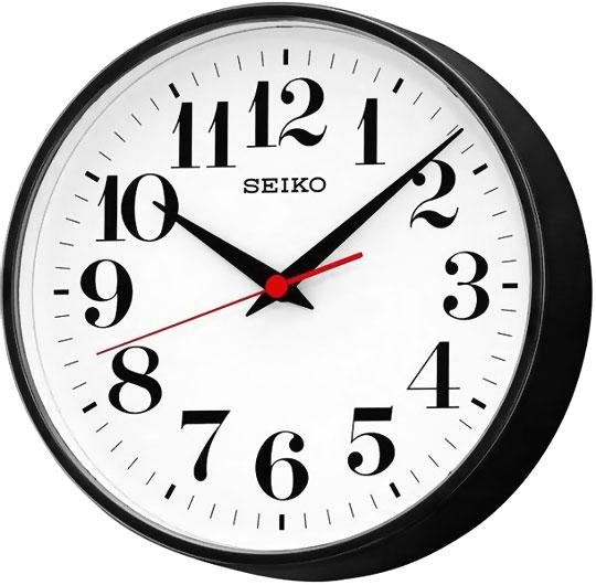 Купить со скидкой Настенные часы Seiko QXA474K