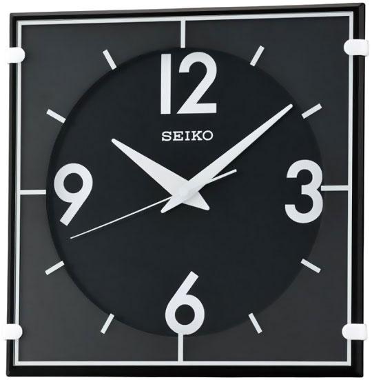 Настенные часы Seiko QXA475J часы swatch 2015 51 sutr401