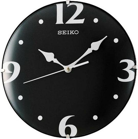 Настенные часы Seiko QXA515K seiko часы seiko srpa91k1 коллекция seiko 5 sports