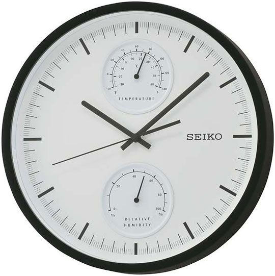 Настенные часы Seiko QXA525K