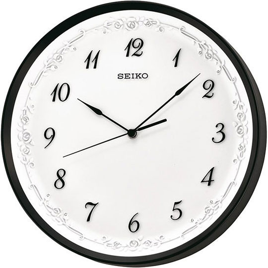 Настенные часы Seiko QXA546K seiko часы seiko srpa91k1 коллекция seiko 5 sports