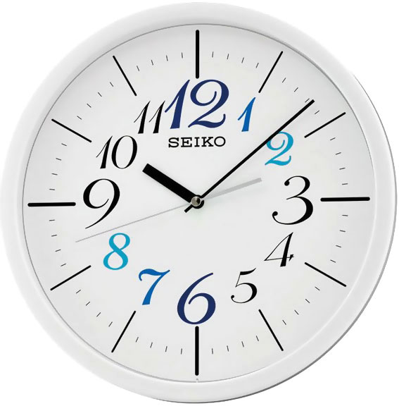 Настенные часы Seiko QXA547WT