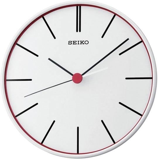 лучшая цена Настенные часы Seiko QXA551W