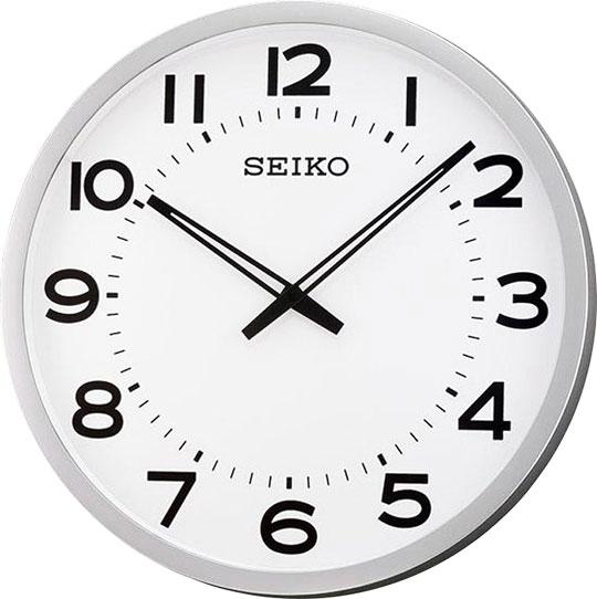 Купить со скидкой Настенные часы Seiko QXA563S