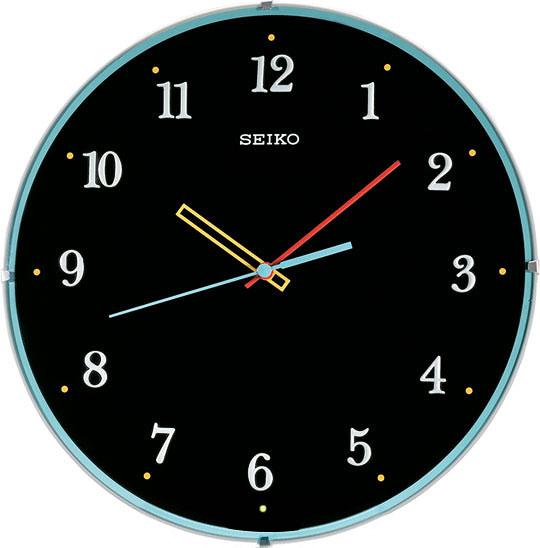 Настенные часы Seiko QXA568K настенные часы seiko qxa546k