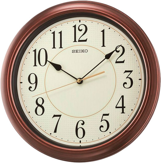 Купить со скидкой Настенные часы Seiko QXA616B