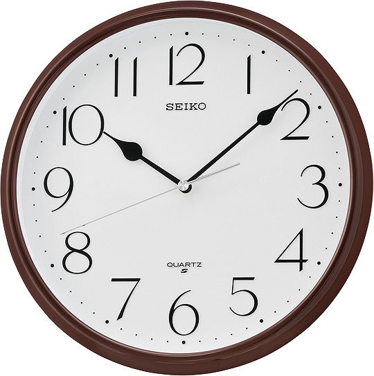 Настенные часы Seiko QXA651B