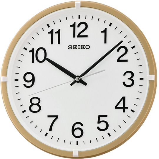 Настенные часы Seiko QXA652G часы настенные сердце 30см 894617