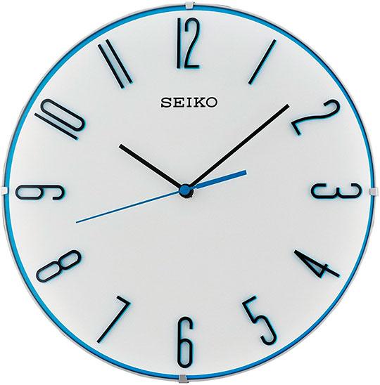 Фото #1: Настенные часы Seiko QXA672W