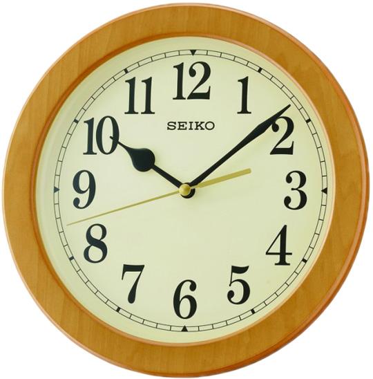 Настенные часы Seiko QXA686B