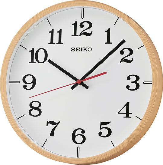 Настенные часы Seiko QXA691A