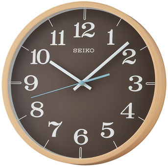 Купить со скидкой Настенные часы Seiko QXA691B