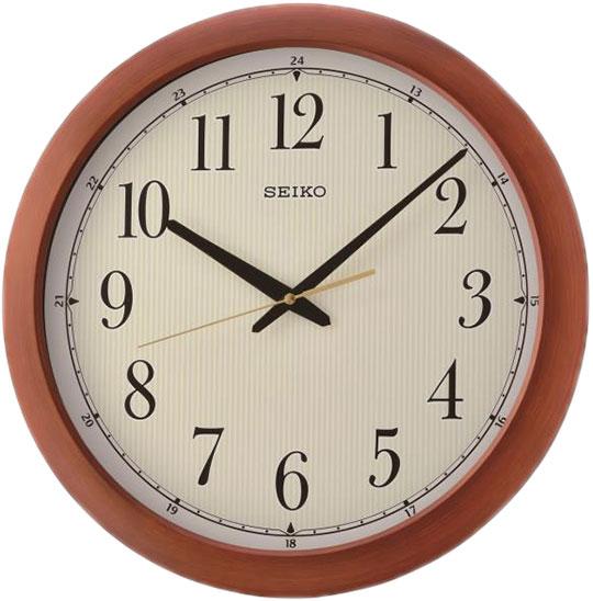 Настенные часы Seiko QXA698B