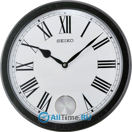 Настенные часы Seiko QXC233K настенные часы seiko qxc233k